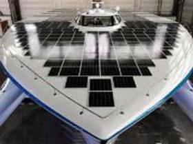 გერმანიაში მზის ენერგიაზე მომუშავე ყველაზე დიდი იახტა შექმნეს