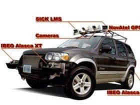 მეცნიერებმა უსინათლო მძღოლებისთვის ავტომობილი შექმნეს