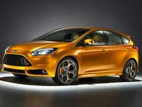 Ford-მა ახალი Focus ST წარმოადგინა